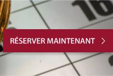 Outils de planification pour notre clientèle - Reserver maintenant - photo d'un cadrant